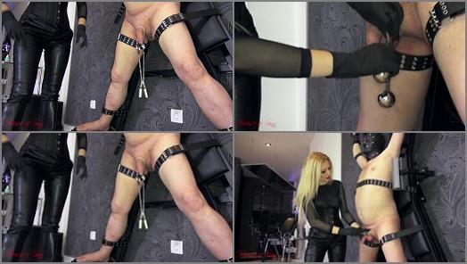 Mistress Lilse Von Hitte – House of Sinn – Vicious experimental CBT –  Mistress Lilse