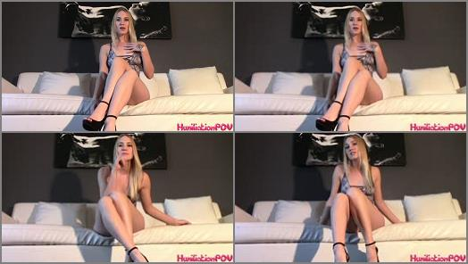 Brat Girls –  Humiliation POV – You'll Spend The Rest Of Your Life Jerking Off To Small Penis Humiliation Videos –  Goddess Jolene