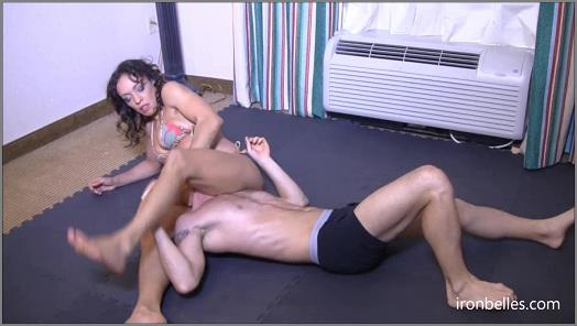 Queen Maria – IRON BELLES MUSCLE ADDICTION STORE – Brazilian Queen Grappling Abuse –  …