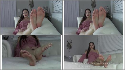 Feet – Ivory Soles – Foot Slave Training