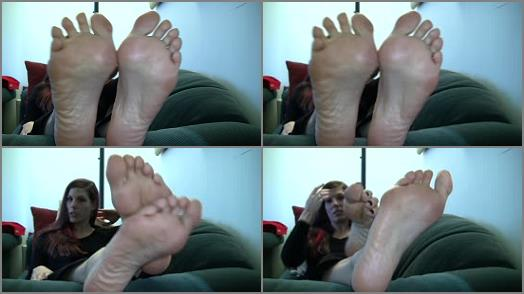 Legs – Jody's Size 10.5 Candid Stinky Soles Part 8