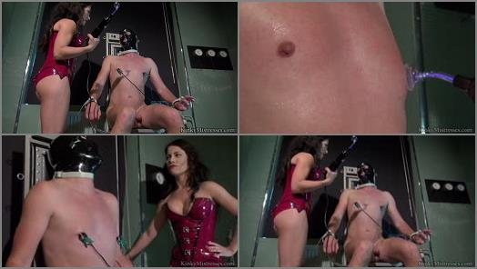 KinkyMistresses  Ella Kros  Electro Fun  Complete Film preview