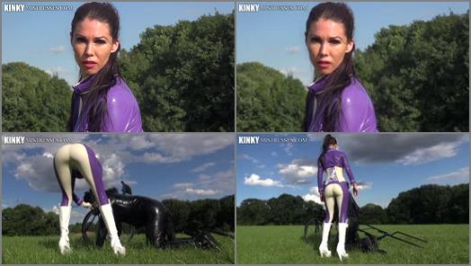 KinkyMistresses  Latex Ponyride   Mistress Susi preview