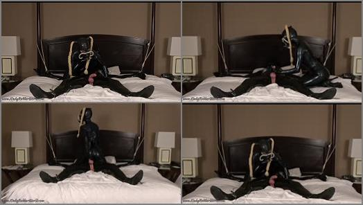 Rubber Fetish – Kinky Rubber World – Cbt, Cock Tease and Sounds for the Bound Rubberslave