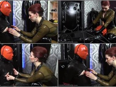 Forced Ejaculation - Lust And Pain – Lust and Rubber