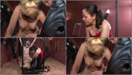 Femdom –  MEDICAKY SADO  – Involuntary Sexual Labor –  Patricia Medicaly Sado, Anna and El Turry