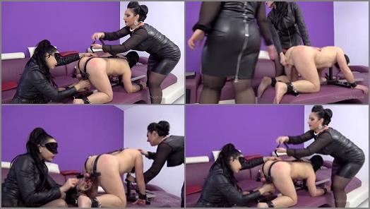 Ball Abuse –  MISTRESS GAIA – MELTDOWN –  Mistress Ezada Sinn