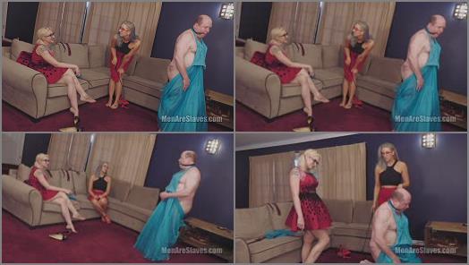 Humiliation – Men Are Slaves – Property Of Princess Leya, Part 1 –  Princess Leya