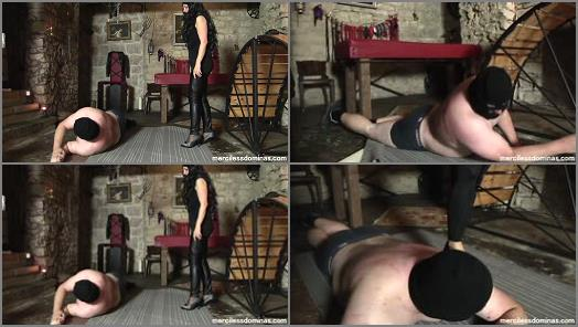 Merciless Dominas  High Heels Destruction Of Bitrack Starring Lady G preview