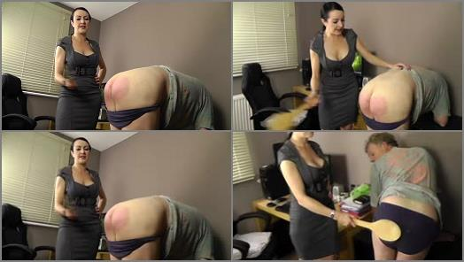 Miss Jessica Wood – Miss Jessica's Punishments UK – Office cleaner