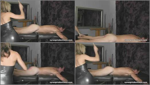 Corporal Punishment – Mistress Aleana's Queendom – Severely Caned & Paddled