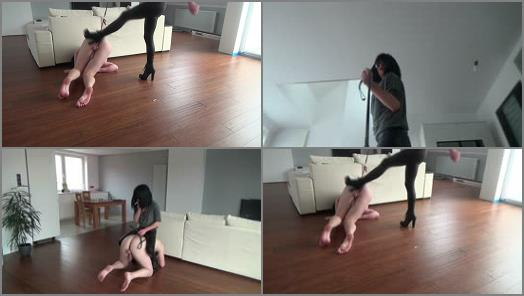 Mistress Arina  Totally controlled balls preview