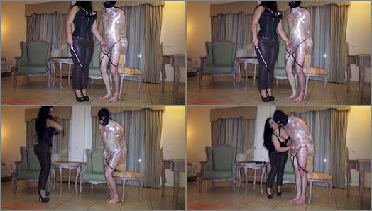 Ball Abuse – Mistress Ezada Sinn – Ruined cock, balls and orgasms