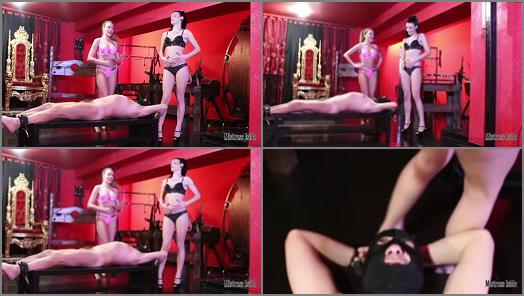 Mistress Iside  AN INDIGESTION OF FARTS   Mistress Eden preview