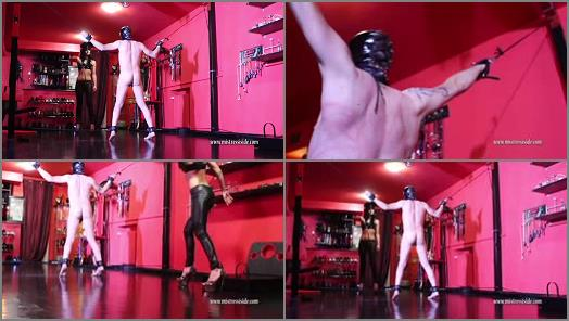 Corporal Punishment – Mistress Iside – EXCRUCIATING MARTYRDOM (whipping femdom)