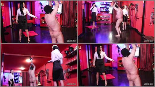 Mistress Iside  PSYCHO WHIPPING   Mistress Scila preview