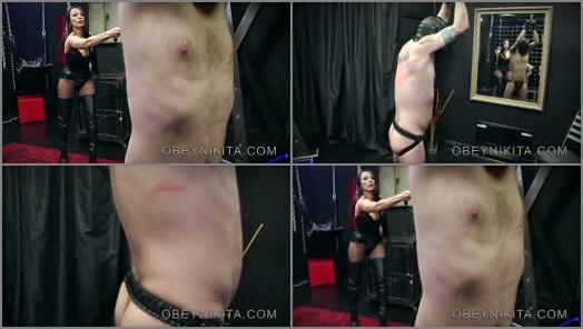 Mistress Nikita FemDom Videos  Obey Nikita  Marking My Property preview