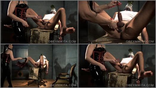 Medical Clinic – Mistress Nikita FemDom Videos – Obey Nikita – Probing My Subject