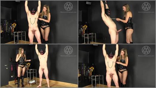 Nipple Play – Mistress Nikki Whiplash – WL 1272 Cruel Nipple Abuse