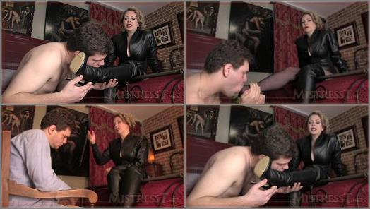 Leather Fetish – Mistress – T – Fetish Fuckery – Mind Fucked Into Loving Boots