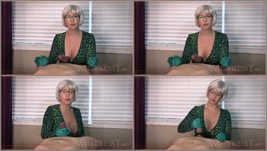 Mature – Mistress – T – Fetish Fuckery – Therapist Works On Sexual Dysfunction