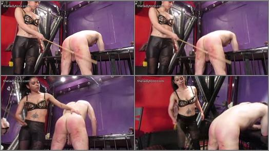 Cane – Notorious Femdom by Lady Toro – Caning the House Slave