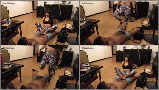 Humiliation – Notorious Femdom by Lady Toro – Exposed Dungeon Bitch Gets Punished