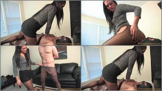 Brunettes – Pantyhose Supremacy – Start At The Bottom – 3 of 4 –  Mistress Jade Indi…