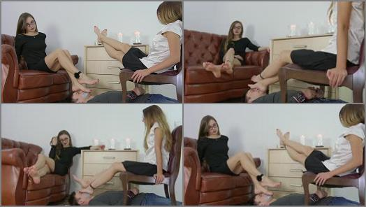 Dual Domination – Polish Mistress – Teachers Punish A Student –  Larisa And Helena