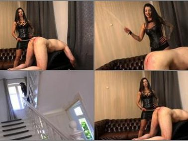 Hard Caning - SADO LADIES Femdom Clips – 6 Canings In 24 Hours -  Domina Charlize