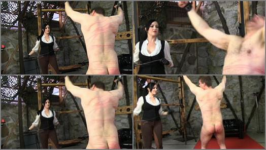 Jessica Woods – SADO LADIES Femdom Clips – A Merciless Whipping By Miss Woods –  Miss Jessica