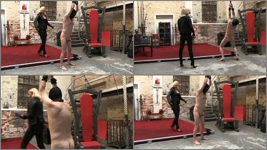 Snake Whip – SADO LADIES Femdom Clips – A Stonehard Whipping From Akella –  Mistress Akella