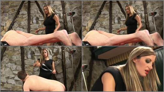 Nikki – SADO LADIES Femdom Clips – Brits Belt Best –  Mistress Whiplash