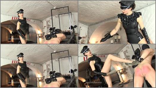 SADO LADIES Femdom Clips  Caned By Mephista   Lady Mephista preview