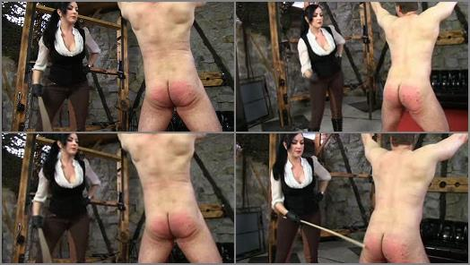 SADO LADIES Femdom Clips  Caning Is Fun   Mistress Kassi preview