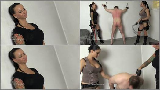 Corporal Punishment – SADO LADIES Femdom Clips – In The Bunker – Entire Movie  Starring Mistress Jenna and Lady Blackstone