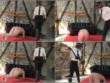 Whipping - SADO LADIES Femdom Clips – Introducing Mistress Cloe