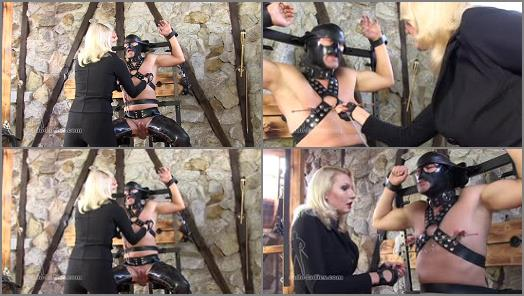 Bdsm – SADO LADIES Femdom Clips – Just Four Digits  Starring Mistress Akella