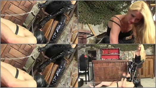 Forced Male Orgasm – SADO LADIES Femdom Clips – Nastily Ruined  Starring Empress Victoria