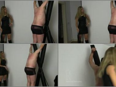 Countess Stella -  SADO LADIES Femdom Clips – Whipped In The Chamber -  Goddess Countess