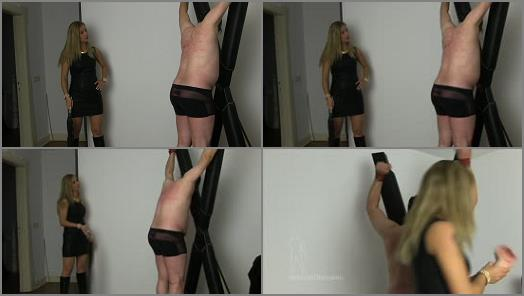 Countess Stella –  SADO LADIES Femdom Clips – Whipped In The Chamber –  Goddess Countess