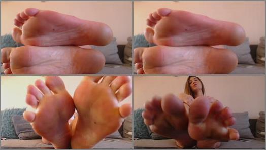 Toes – Sassy Jade – Foot Humper.. are you ready?