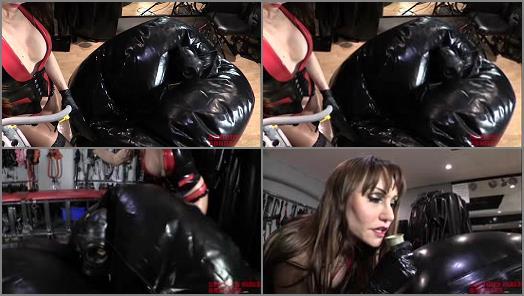 Inflatable Rubber – Serious Images – Balloon Encasement –  Mistress Miranda