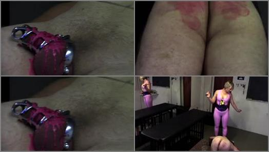 Strafkamer  MISTRESS BATONs Filthy Little Chastity Pig preview