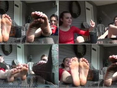 Stinky feet - Sweet Southern Feet - Sassy, Lenore - Country girls love talking about there sweaty boots