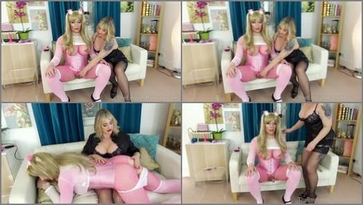 Transformation – The English Mansion – Boyfriend To Bimbo –  Lady Nina Birch and Tiffany Real Doll
