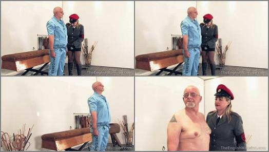 Punishment – The English Mansion – Don't Spare The Rod – Part 1 –  Lady Nina Birch