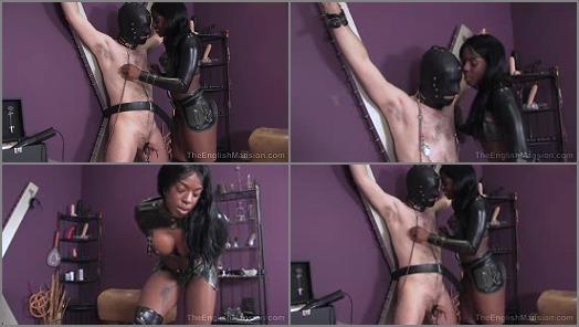 Cock Locked –  The English Mansion – Punished By Mistress Kiana – Complete Film –  Mistress Kiana