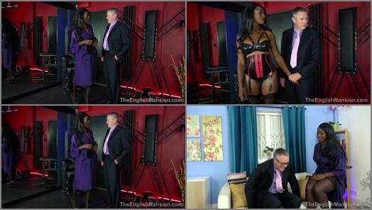Mistress – The English Mansion – Trophy Wife's Surprise – Part 1 –  Miss Foxx