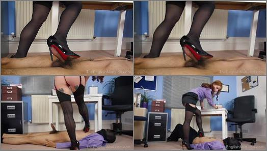 The English Mansion  Under Her Sharp Heels  Part 13  preview